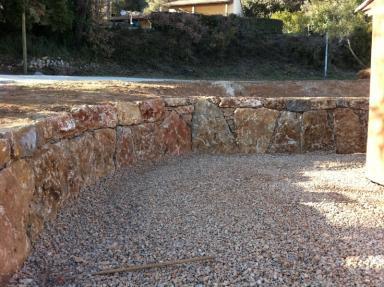 Murs en pierres