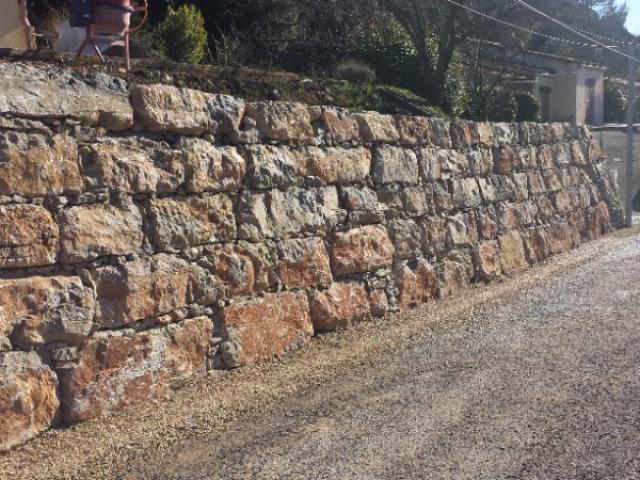 Murs de soutènement